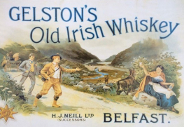 Gelston's Irish Whiskey