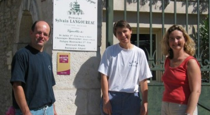 Domaine Sylvain Langoureau