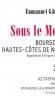 Giboulot Hautes-Côtes de Nuits