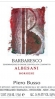Piero Busso Barbaresco
