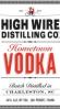 Hometown Vodka