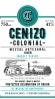 Lágrimas de Dolores Cenizo Colonial Mezcal Joven