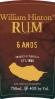 6 Year Old Rum Agrícola da Madeira