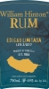 Ediçao Limitada Rum Agrícola