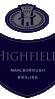 Highfield Riesling Marlborough 2015