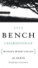 Bench Chardonnay Russian River 2015