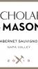 Scholar & Mason Cabernet Sauvignon Napa Valley
