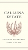 Calluna Estate Red Chalk Hill