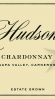 Hudson Vineyards Estate Chardonnay Napa Valley 2013
