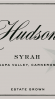 Hudson Vineyards Estate Syrah Napa Valley 2013