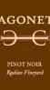 Dragonette Cellars Radian Vineyard Pinot Noir Santa Rita Hills 2015
