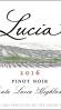 Lucia Pinot Noir Santa Lucia Highlands 2016
