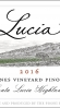 Lucia Pinot Noir Sobranes Vineyard
