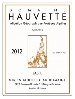 Domaine Hauvette IGP Alpilles Blanc