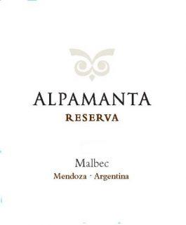 Alpamanta Malbec Reserva Ugarteche Lujan de Cuyo Mendoza