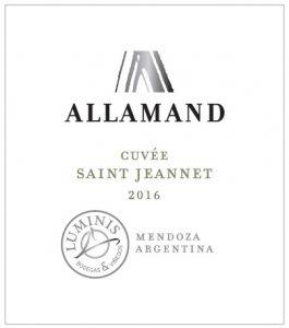 Allamand Cuvée Saint Jeannet Mendoza