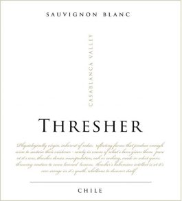 Thresher Sauvignon Blanc Central Valley 2017