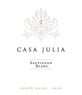 Casa Julia Sauvignon Blanc Maule Valley