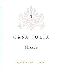 Casa Julia Merlot 2015