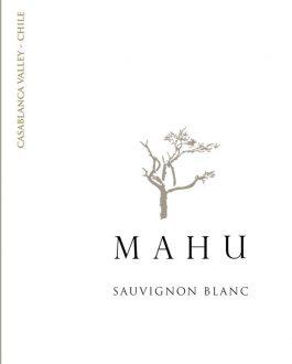 Mahu Sauvignon Blanc Maule Valley 2017