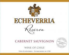 Echeverria Cabernet Sauvignon Reserva