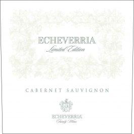 Echeverria Limited Edition Cabernet Sauvignon