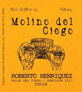 Roberto Henríquez Molino del Ciego