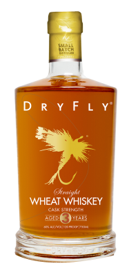 Cask Strength Wheat Whiskey