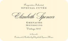 Elizabeth Spencer Grenache Mendocino