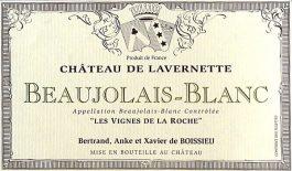 Château de Lavernette Beaujolais Blanc