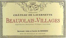 Château de Lavernette Beaujolais Villages