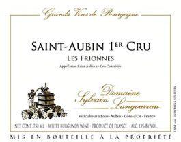 Sylvain Langoureau St. Aubin 1er Cru