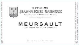 Jean-Michel Gaunoux Meursault