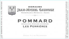 Jean-Michel Gaunoux Pommard