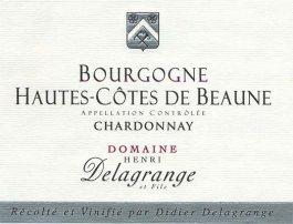 Domaine Delagrange Hautes Cotes de Beaune Blanc