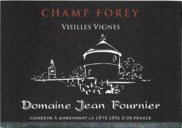 Domaine Jean Fournier Aligoté Champ Forey Vielle Vignes