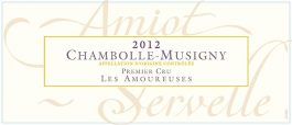 Domaine Amiot-Servelle Chambolle-Musigny 1er Cru