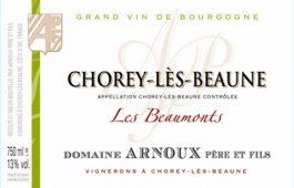 Domaine Arnoux Chorey-les-Beaune