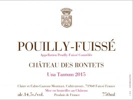 Château des Rontets Pouilly-Fuissé