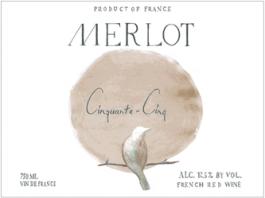 Cinquante Cinq Merlot