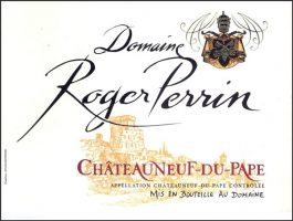 Roger Perrin Chateauneuf du Pape
