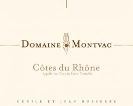 Domaine de Montvac Côtes du Rhône 2017