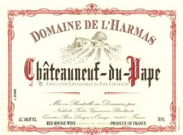 Domaine de L'Harmas Châteauneuf du Pape 2015