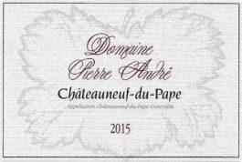 Domaine Pierre André Châteauneuf-du-Pape Rouge