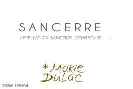 Marie Du Lac Sancerre
