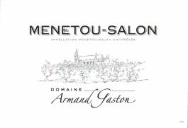 Domaine Armand Gaston Menetou-Salon 2016
