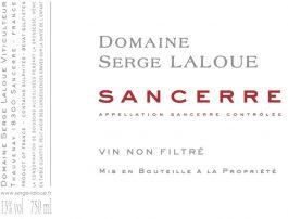 Serge Laloue Sancerre Rouge