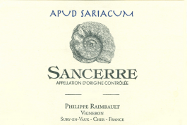 Philippe Raimbault Sancerre