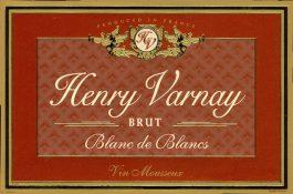 Henry Varnay Blanc de Blancs Brut NV