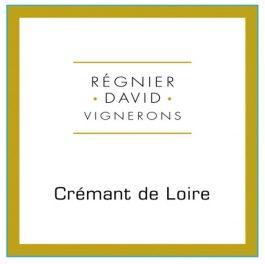 Regnier-David Cremant de Loire Rosé NV
